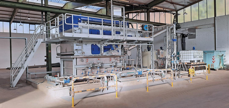 Bellmer Michelstedt Winklepress - water treatment