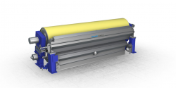 Bellmer TurboPress Shoepress TurboRoll